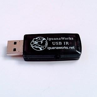 Iguanaworks USB IR transceiver